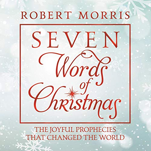 Page de couverture de Seven Words of Christmas