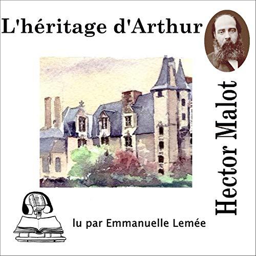 Page de couverture de L'héritage d'Arthur
