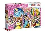 Clementoni- Disney Princess Puzzle, 40 Piezas, Multicolor (25463.7)