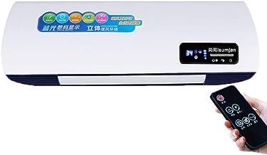 Calefactor Baño eléctrica a Prueba de Agua Caliente de Aire del Ventilador Energía Mando Servicio al Cliente Gas se calienta cerámica QIQIDEDIAN