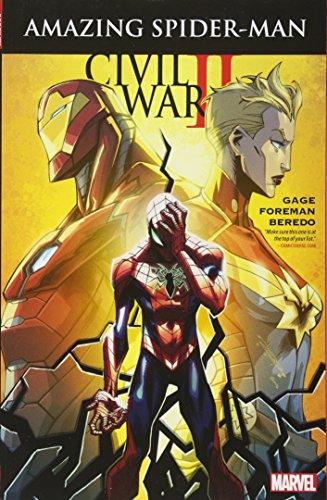 Civil War II: Amazing Spider-Man (Marvel Universe Event)