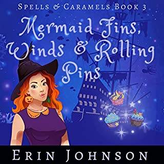 Mermaid Fins, Winds & Rolling Pins audiobook cover art