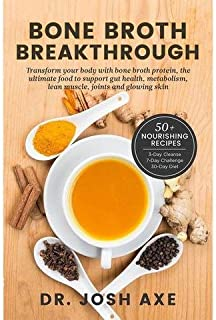 Best dr axe benefits of bone broth Reviews