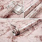 Yizunnu marmo vinile autoadesivo Wallpaper cucina contatore armadio mobili film sticker 60x 500cm, C8, 60x500cm