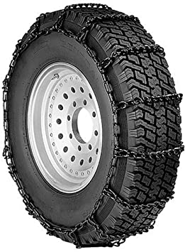 Security Chain Company QG2221 Quik Grip Light Truck LSH Tire Traction Chain - Set of 2: image