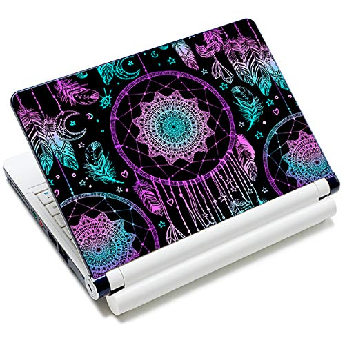 Laptop-Aufkleber für Toshiba HP Samsung Dell Apple Acer Leonovo Sony Asus Laptop Notebook (Traumfänger)