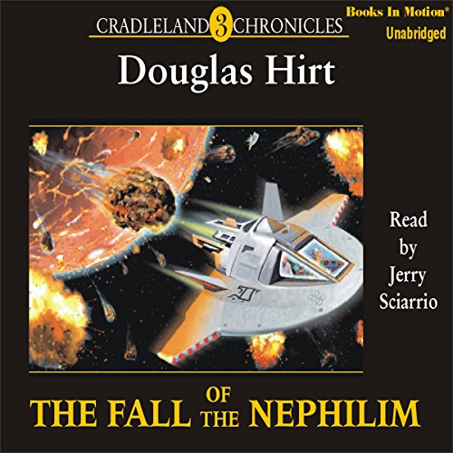 The Fall of the Nephilim audiobook cover art