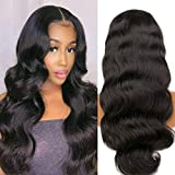 Best Brazilian Virgin Hairs - Human Hair 360 Lace Frontal Wigs Pre Plucked Review