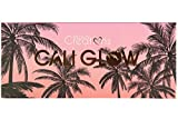 FASHION BOOMY Women's Makeup Palette - Natural Smoky Bronze Shade Cosmetics CALI GLOW