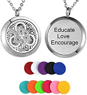 Best necklace knot closure Reviews
