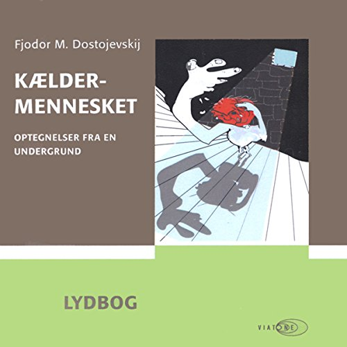 Kældermennesket [Notes from Underground] cover art