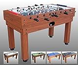 Tavolo multigioco GIOVE 10 in 1 - aste telescopiche (Senza Ventola) - Biliardo, Ping Pong,...