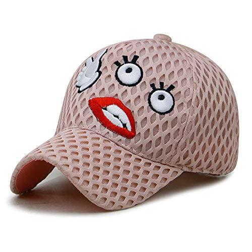 Gorras De Hombre Big Bone Man Gorras De Camionero De Gran Tamaño Cool Sun Hats Hombres Mujeres Gorras De Béisbol Ahuecadas Lip_Style