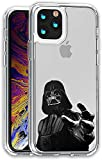 Star Wars Darth Vader The Force Hybrid case Compatible with iPhone 12 Pro Max Mini 11 XR X 7 8 Plus SE Samsung Galaxy S20 S10 S9 S10e Plus Note 9 10 20 Ultra SN (iPhone 11)