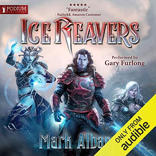 Ice Reavers cover art