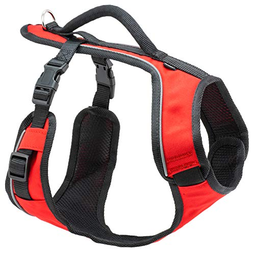 Dog Harness With Handle for Lifting