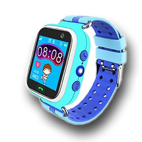 Reloj inteligente para niños (Q9 LPS Blue)
