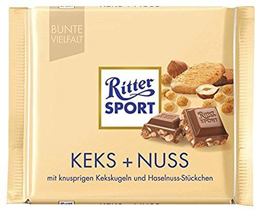 Ritter Sport Keks und Nuss, 100 g