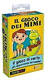 Liscianigiochi- Ludoteca Le Carte dei Bambini, Il Gioco dei Mimi, Multicolore, 89130