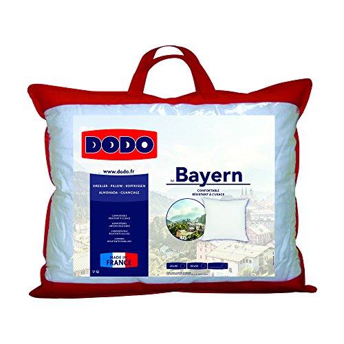 Dodo 8226040 Bayern Oreiller Polyester Blanc 40 x 80 cm