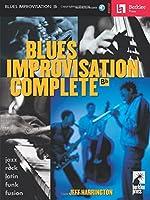 Blues Improvisation Complete: B Flat Instruments (Berklee Press Workshop)