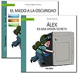Guía: El niño con miedo a la oscuridad + Cuento: Álex en una misión secreta (PsicoCuentos)