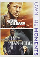 Live Free Or Die/Man on Fire [DVD]