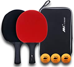 YALESS(M K)(R&B Knight) Special Table Tennis bat for Three Star Competition(Shakehand Grip)