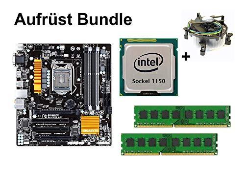 Aufrüst Bundle - Gigabyte Z97M-D3H + Intel Core i7-4770S + 16GB RAM #150486