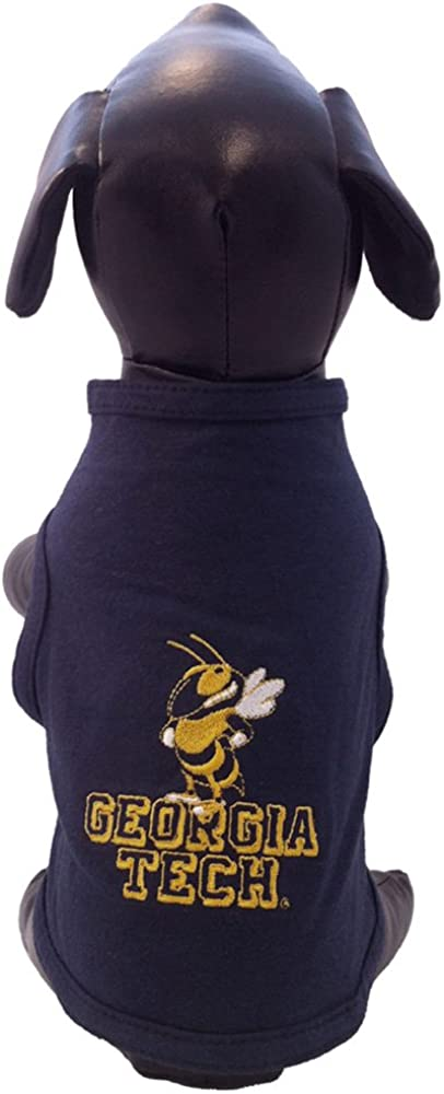 NCAA Georgia Tech Yellow Jackets Tank Dog Cotton Discount is also underway Top Lycra Product