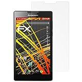 atFolix Schutzfolie kompatibel mit Lenovo Tab 2 A7-30 Bildschirmschutzfolie, HD-Entspiegelung FX Folie (2X)