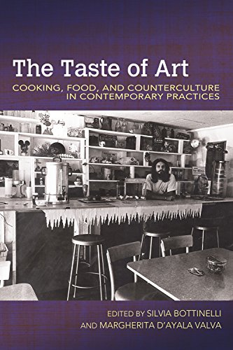 Price comparison product image The Taste of Art: Cooking,  Food,  and Counterculture in Contemporary Practices (Food and Foodways)