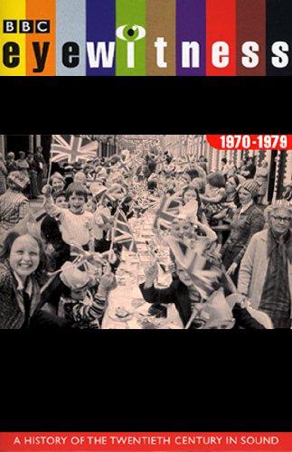 Eyewitness, 1970-1979 audiobook cover art