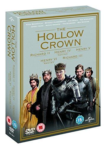 Hollow Crown: Series 1 And 2 (5 Dvd) [Edizione: Regno Unito] [Edizione: Regno Unito]