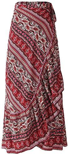 Falda Roja  marca DuLu