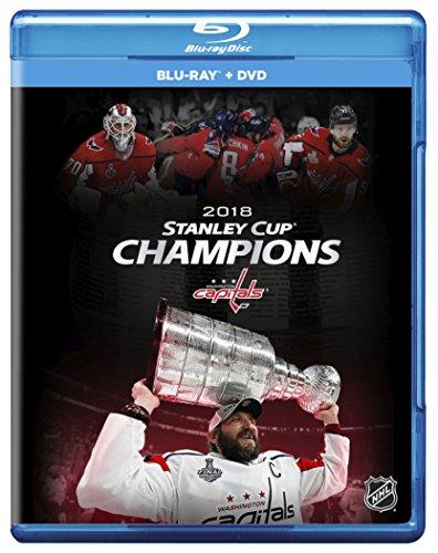 Washington Capitals 2018 Stanley Cup Champions COMBO [Blu-ray]