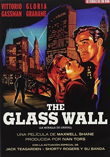 Die gläserne Mauer / The Glass Wall ( ) [ Spanische Import ]