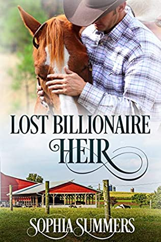 book cover of Lost Billionaire Heir