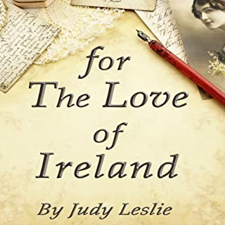 For the Love of Ireland audiobook cover art