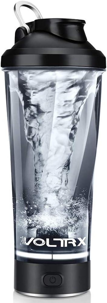 5560 opinioni per VOLTRX Shaker per proteine elettriche, 600 ml tazza miscelatore portatile Vortex