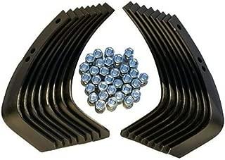 proven part Complete Rebuild Kit Rear Tine Tiller Tines Replaces Ariens 129359, Troy Bilt 1901118 10802