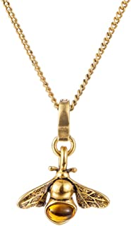 Best gold bee pendant Reviews