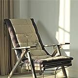 XFXDBT Extra-Large Cuscino Lounge,Cuscino per Sedia A Dondolo Cuscino per Sedia Monopezzo ...