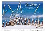 Am Meer: Postkartenbuch