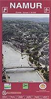 Namen / Namur  1 : 30 000 mit MTB / Radrouten