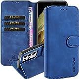 Casmyd - Étui portefeuille avec porte-cartes pour Samsung Note 10 Plus - Cuir synthétique de...