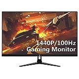 UG27Q 27-inch IPS Gaming Monitor 100Hz - QHD 2K 2560 x 1440 Computer Monitor...