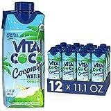 Vita Coco Coconut Water, Pure Organic | Refreshing Coconut Taste |...