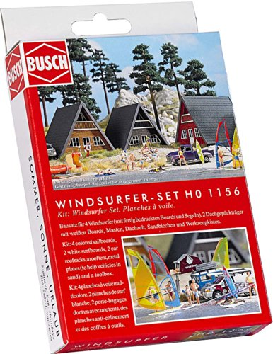 Busch 1156 - Windsurfer-Set