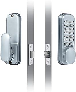Codelocks 0155 SG - Cerradura Digital con Teclado mecánico